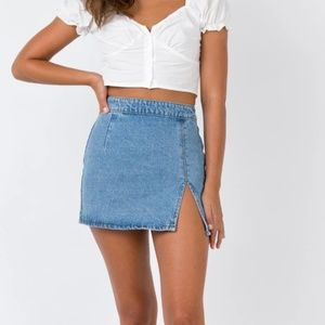 The Lola Mini Skirt NWT